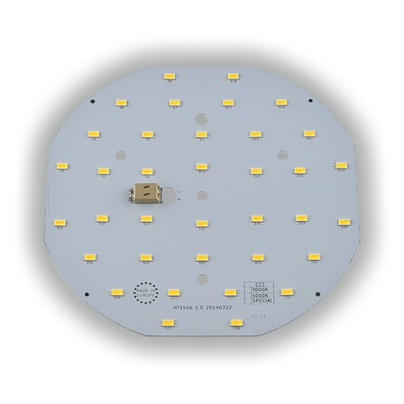 LED ombouwset rond 15 cm max 18 W