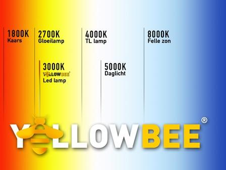 Geven LED lampen mooi warm licht?