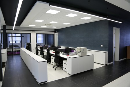 Human Centric LED paneel 60x60 en 30x120 cm
