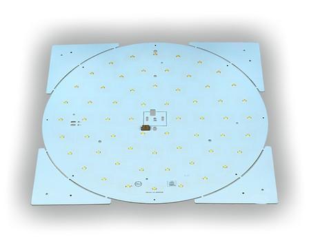 LED ombouwset rond 36,5 cm max 28 W