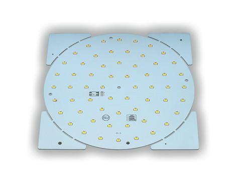 LED ombouwset schijf rond 220 mm, 3000, 4000, 5000 Kelvin max 28 Watt