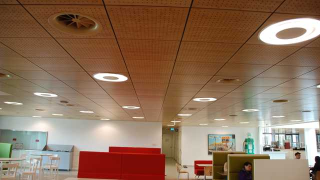 LED kansen voor kantoren met magazijn