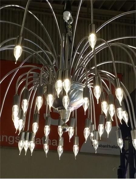 LED is een erg goede optie voor sfeerverlichting