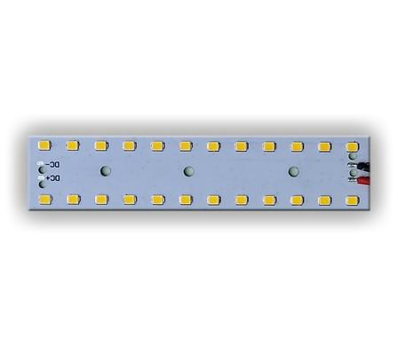 LED ombouwset strip 4W 12,5x3 cm 4000k