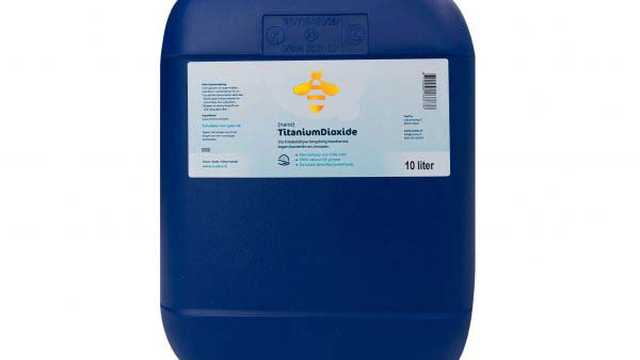 Titanium dioxide nano navulling 10 liter