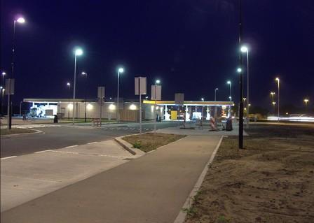Parkeerplaats A2 de lucht
