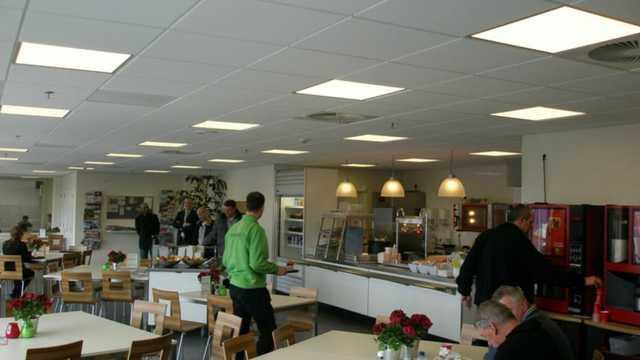 LED kansen voor kantoren en werkruimtes met TL