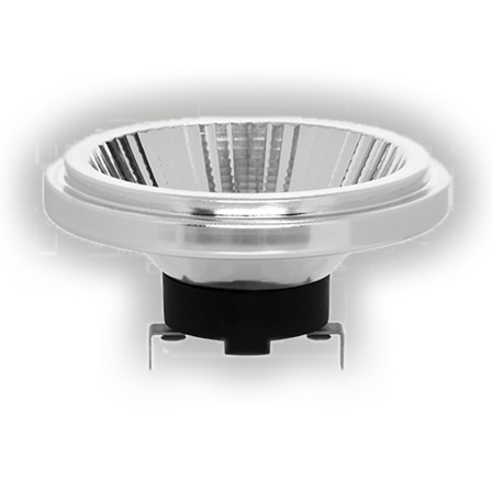 AR111 LED spot 12W 12V 3000k G53 fitting Anti Glare