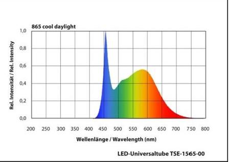 OneTLed Universele LED buis 120cm 17,5W 6500K