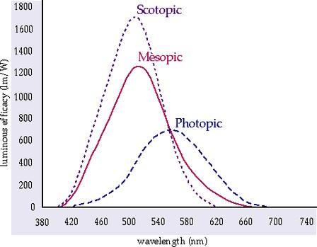 Mesopisch licht: beter zicht én minder energieverbruik