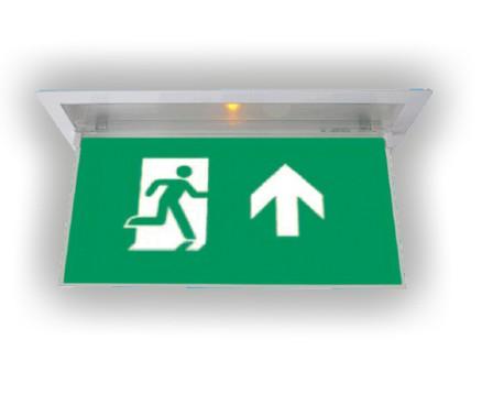 Met LED noodverlichting in woongebouwen en kantoren voldoen aan veiligheidseisen