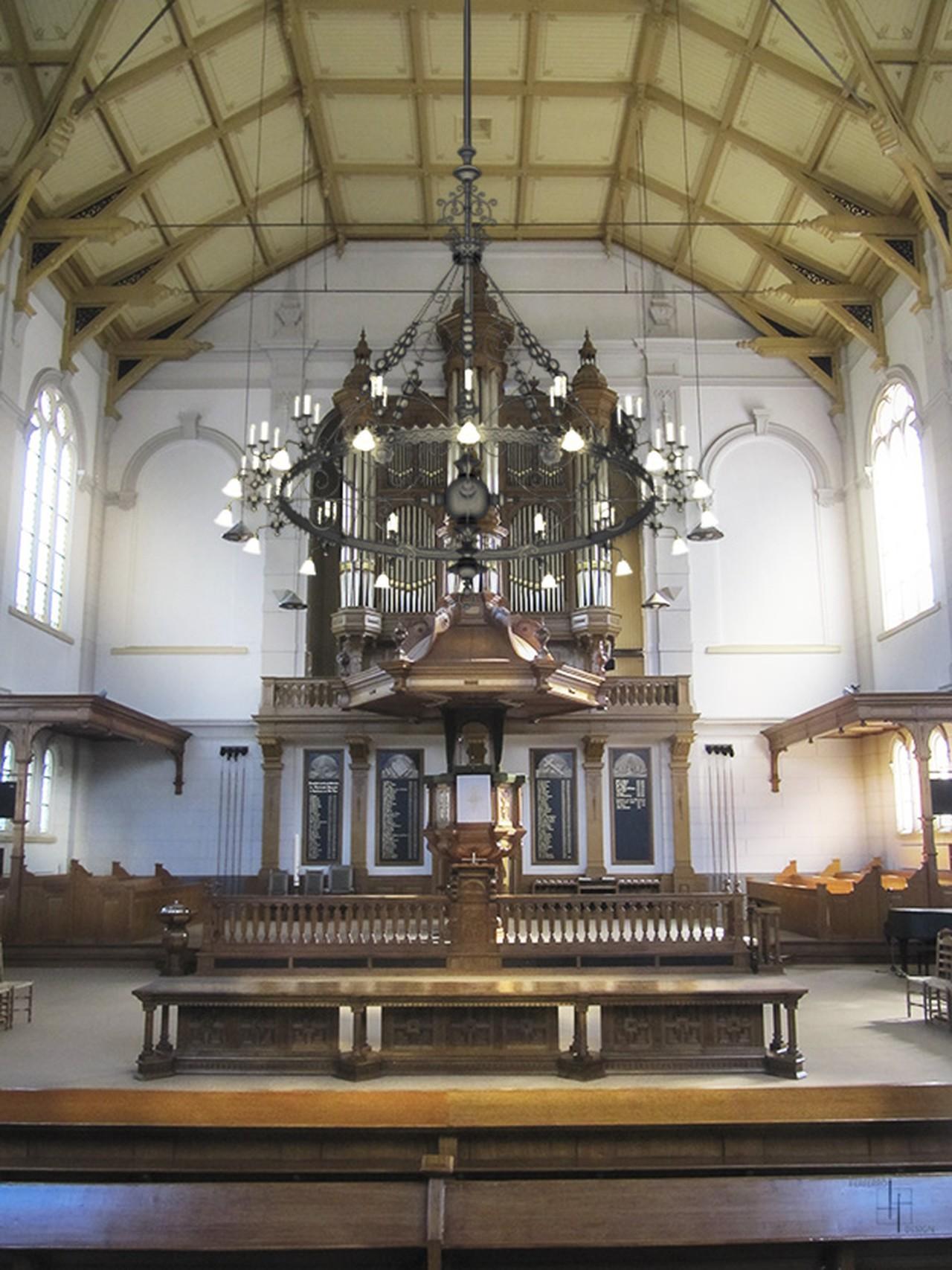 Kroonluchter Grote Kerk Apeldoorn combineert moderne technologie met ...