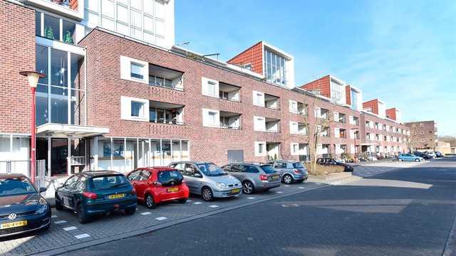 Case: appartementencomplex Sconfinato (VVE)