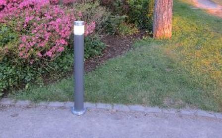 LEDZUIL staand armatuur (IP 65)