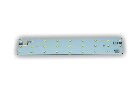 LED ombouwset strip 280 x 55 mm, 3000, 4000, 5000 Kelvin, max 13,5 Watt