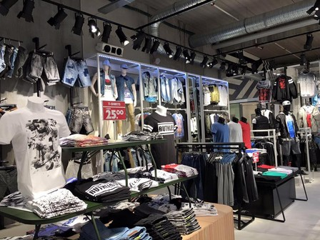 LED Spot Broadway | Retail serie